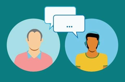 customer conversation resources tile