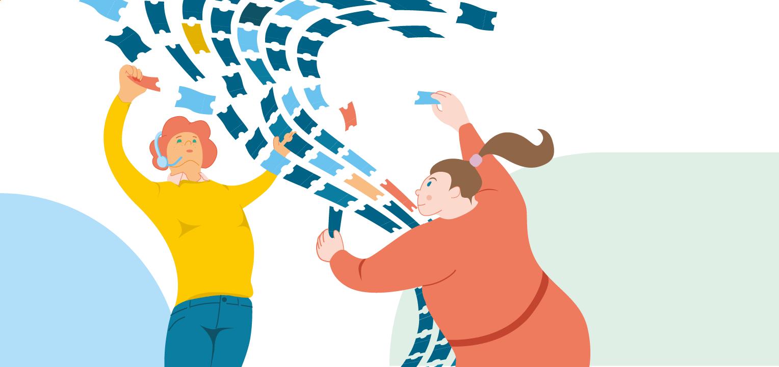 Har du styr på hvad Swarming er? Sådan forbedre det din it-support.