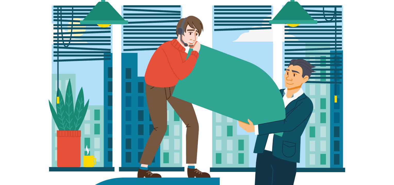 Vil I blive bedre til at samarbejde i jeres organisation? Se fordelene ved Enterprise Service Management